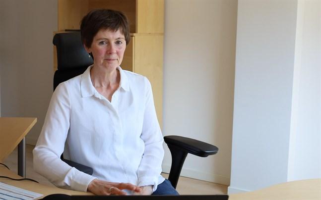 Susanne Lagus blev ny verksamhetsledare för Finlands svenska hembygdsförening den sjunde juni.
