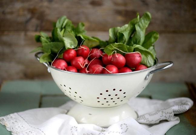 Passa på att frossa i rädisor när de är som billigast och som godast.