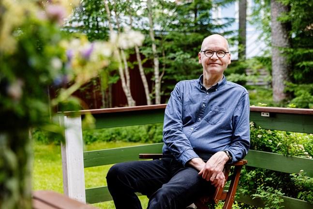 Överläkaren Heikki Kaukoranta är nominerad till Årets österbottning.