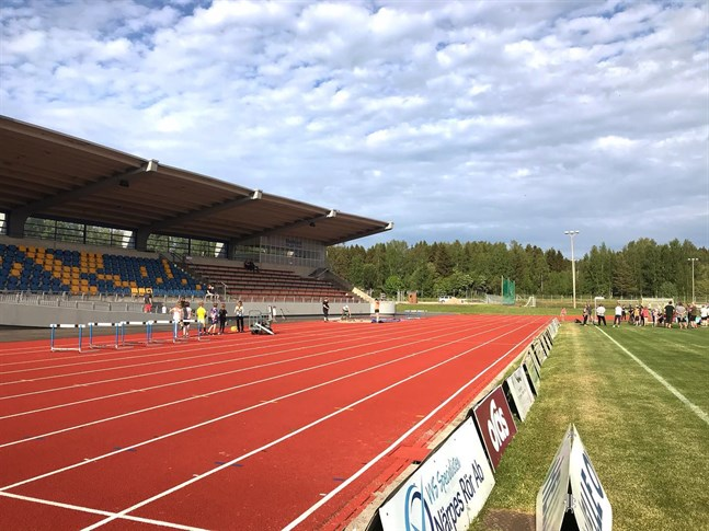 SFI-mästerskapen går av stapeln på Mosedal i Närpes under helgen.