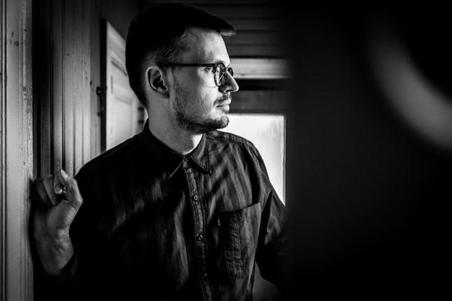 Petter Näse har lämnat den lilla studion i Stockholm.