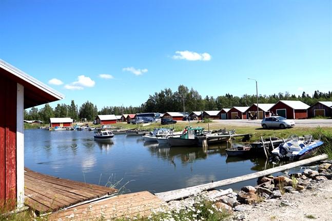 I ett av sommarreportagen besökte vi Svedjehamn, Korsholm.