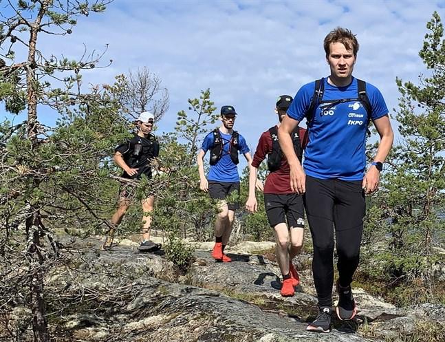 På lördag är det dags för Larsmo Öja Ultra Trail.