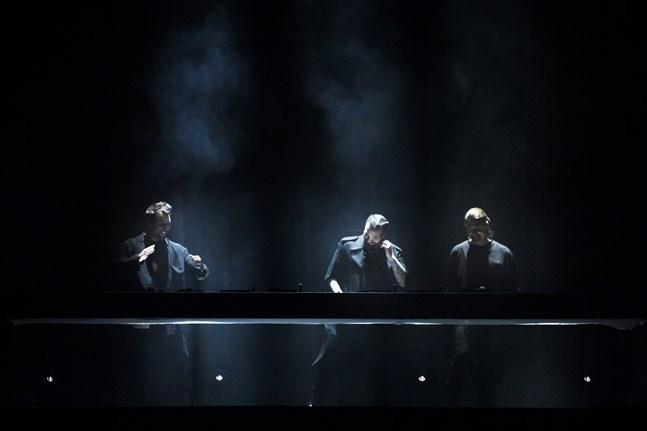 Swedish House Mafia har släppt en ny singel. Arkivbild.