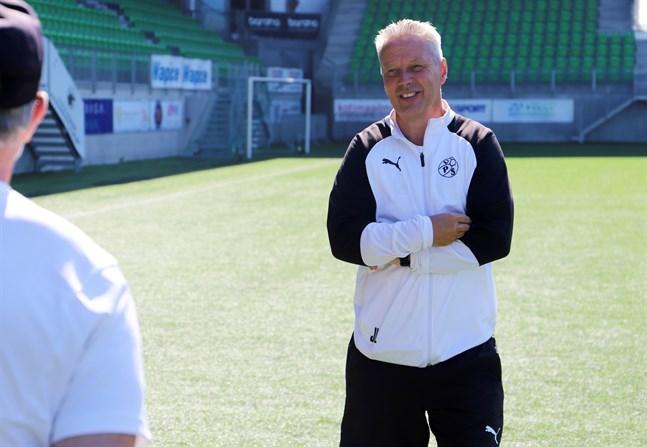 På fredagen offentliggjorde VPS att klubben har tillsatt Janne Lindberg på den nya tjänsten som sportchef för hela organisationen.