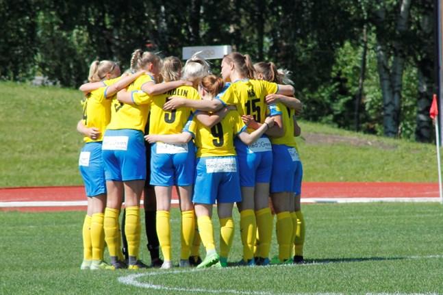 Krafts damer öppnade segerkontot i säsongens tredje match. Detta efter en kämpaseger hemma mot KaaPo.
