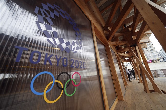 De första positiva coronafallen bland idrottare har bekräftats i Tokyo. Arkivbild.