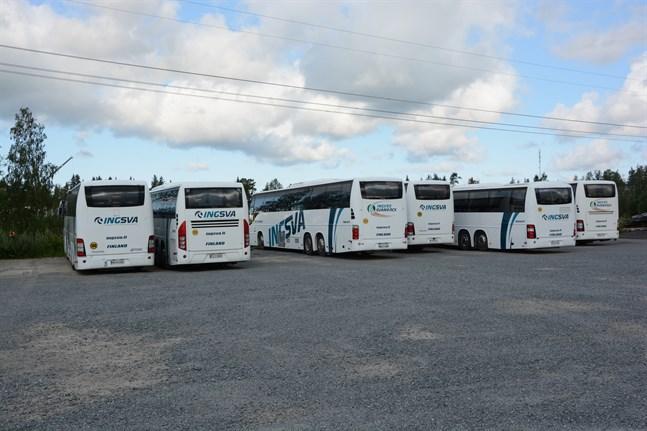 Dagens bussar uppfyller dagens miljökrav, men hur är det om fem år?