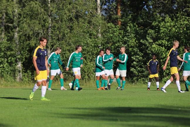VPV klättrade upp på tredjeplats i en haltande division 3-tabell efter segern mot Korsnäs FF.