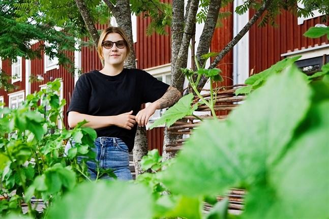 Hanna Lagerström koordinerar Vuxna på stan inför Jakobs dagar. Hon har själv positiva erfarenheter av att vara en extra vuxen.