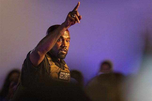 Efter en misslyckad presidentkampanj, ett gospelalbum och en skilsmässa är Kanye West snart tillbaka med ny musik. Arkivbild.