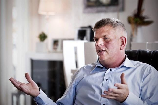 – Vår vision är att det kommer att kännas modernare med bland annat lite koppartoner och annorlunda belysning, säger Endivos enhetschef Krister Mård.