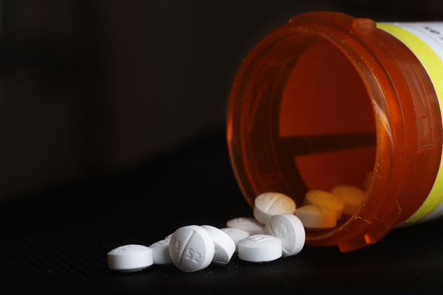 Opioidkrisen beräknas ha kostat över en halv miljon amerikaner livet. Genrebild