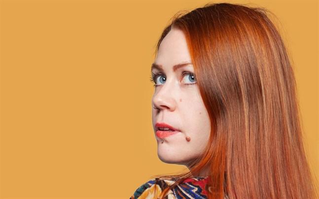 Charlotta Kerbs kan beskrivas som Svenskfinlands jazz-, blues- och souldrottning.