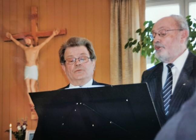 Ingmar Heikius och Rolf Hjort medverkar på Aftonmusiken.