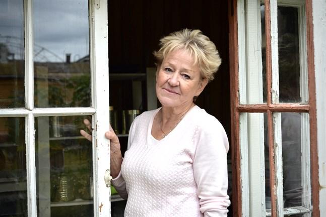 Ann-Christine Magnusson har skrivit boken Känn dig själv - en astrologs berättelser.