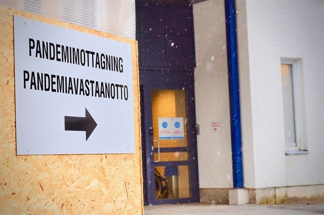 Sedan epidemins början har totalt 5847800 coronatest gjorts i Finland.