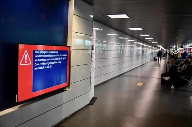 Coronapandemin slog hårt mot flygtrafiken 2020 och har fortfarande inte återhämtat sig.