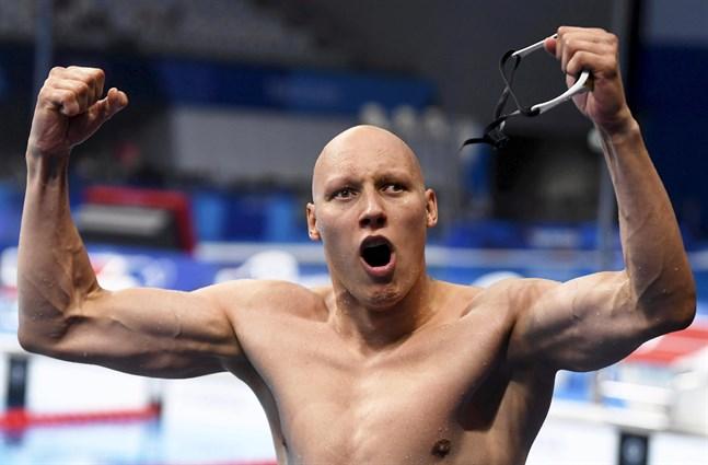 Matti Mattsson är Finlands första OS-medaljör i Tokyo.
