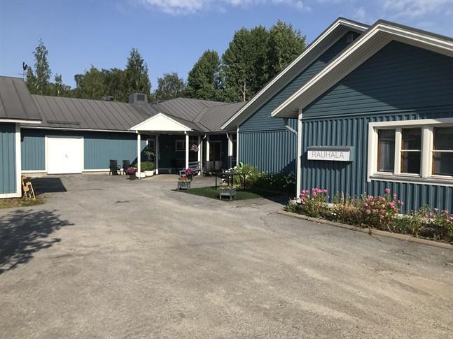 Det har skett coronaexponering på äldreboendet Rauhala i Jakobstad.