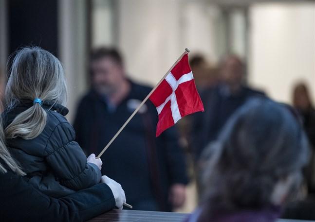 """""""Vaccinera er innan skolstart"""", uppmanar danska folkhälsomyndigheten barn mellan 12 och 15 år. Arkivbild."""