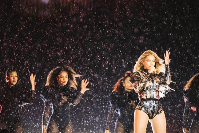 """Beyonces musikvideo """"Formation"""" har utnämnts till den bästa musikvideon genom tiderna, enligt magasinet Rolling Stone. Arkivbild."""