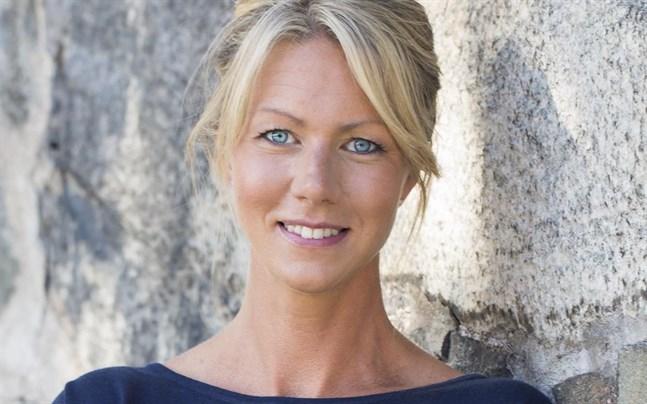 Näringsfysiologen Kristina Andersson menar att män egentligen är mer anpassade än kvinnor att äta veganskt.