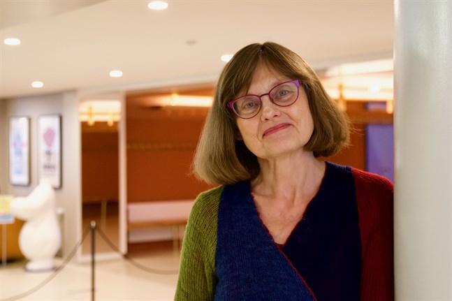 – Det finns ett stort uppdämt behov av kultur- och konstupplevelser, säger Marit Berndtson, administrativ chef på Wasa Teater. Arkivbild.