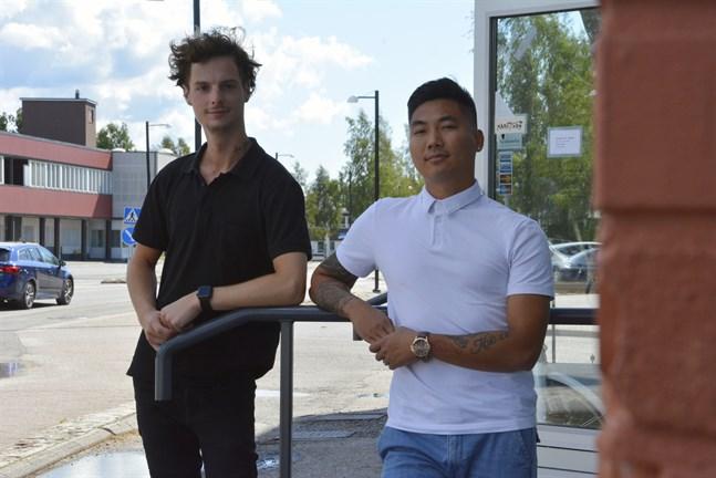 Det var Anh Nguyen Nhu som kom med förslaget till sin vän Andrei Wilson att de skulle grunda ett företag som översätter mellan svenska och vietnamesiska. Nu har duon många planer för framtiden.
