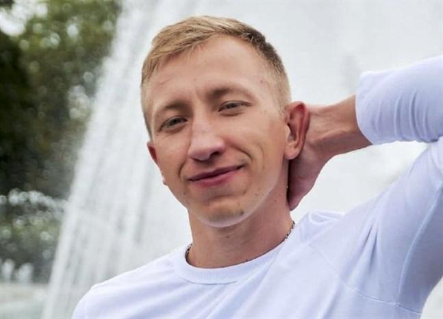 Den belarusiske regimkritiske aktivisten Vitalij Sjisjov har hittats död i Kiev. Arkivbild.