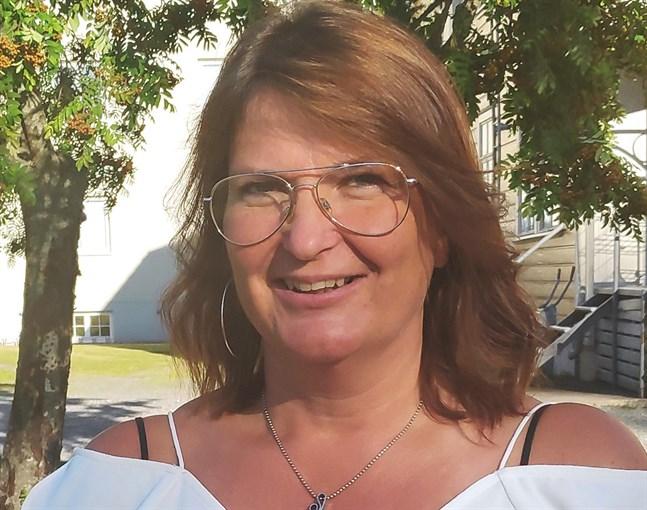 Ny rektor på Kredu är Kerstin Storvall från Nykarleby.