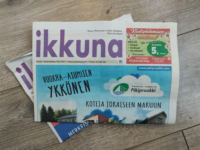 I höst får tidningen också ny layout.