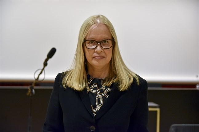 Minna Kelhä, generaldirektör för Utbildningsstyrelsen, säger att pandemin har lett till vissa glapp i välbefinnandet som nu ska tas igen.