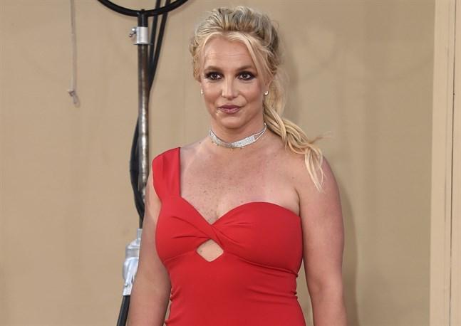 Britney Spears har länge kämpat för att bli fri från sin fars förmyndarskap. Arkivbild.