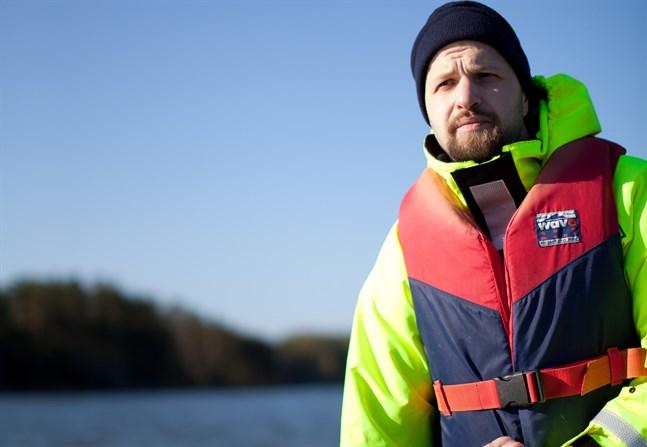 Tony Cederberg är amanuens på Husö biologiska station.