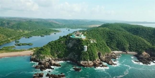 """""""Paradise hotel"""" görs om. Pressbild."""