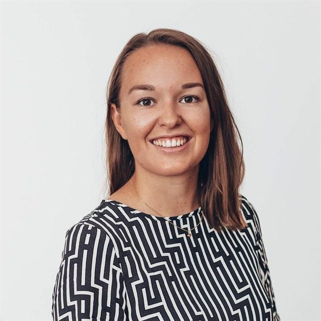 Emma Anderssén är koordinator för Östersjöprojektet Econnect.