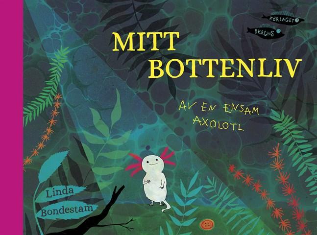 """Alla svenskspråkiga daghem, förskolor och språkbadsdaghem i Finland får ett exemplar av Linda Bondestams bok """"Mitt bottenliv""""."""
