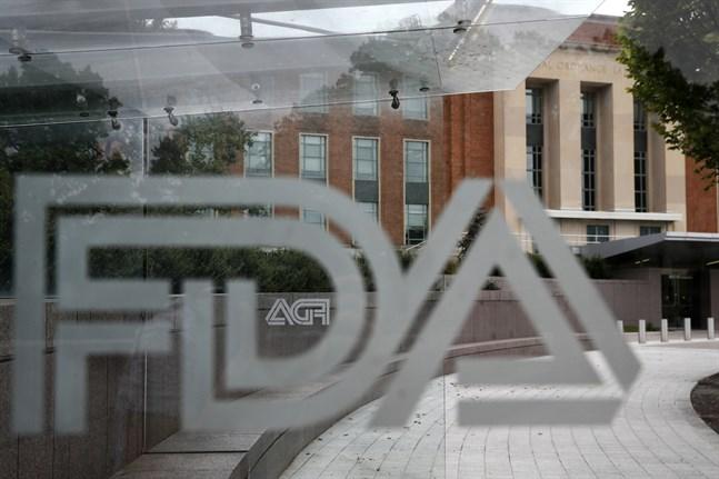 Läkemedelsmyndigheten FDA ger vaccinet från Pfizer och Biontech det första fulla godkännandet i USA. Arkivbild.