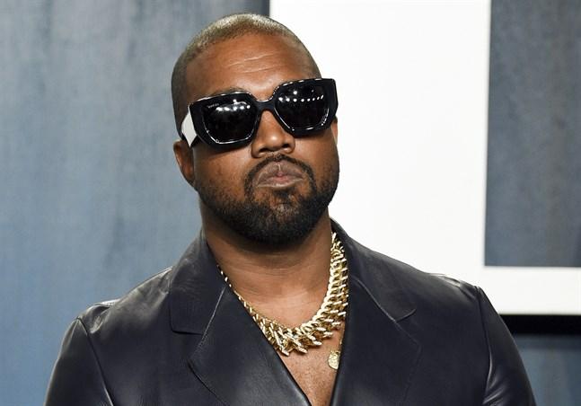 Kanye West snart tillbaka med ny musik – och kanske officiellt med nytt namn. Arkivbild.