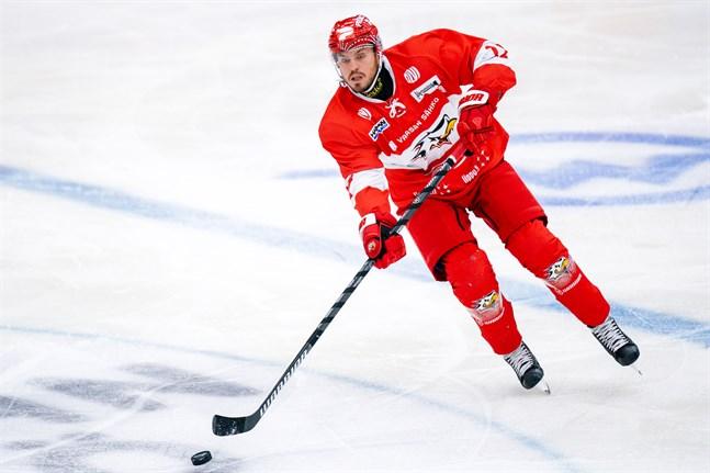 Sebastian Stålberg glänser på Kopparön.