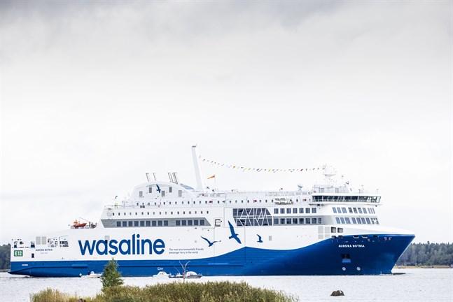 Wasalines färja Aurora Botnia fick utmärkelsen Ropax Ferry of the year (på svenska ungefär Årets Ropax-färja) på en branschkonferens i Amsterdam.