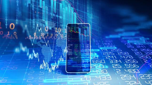 Coronapandemin har påskyndat digitaliseringen inom finanssektorn. Smartmobilen är ett centralt element i det nya finanssystem som växer fram.