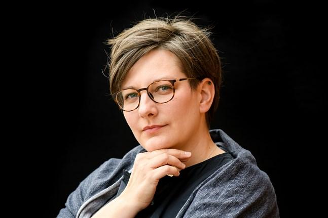 """Pia Rickman är intimitetskoordinator. I Finland har hon bland annat arbetat med filmen """"Tove"""" av Zaida Bergroth."""