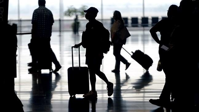 USA är inte längre på EU-listan över säkra länder att resa till och från. Arkivbild.