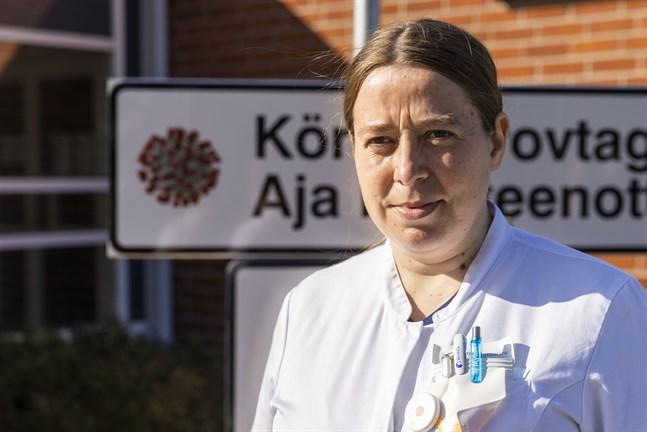 Anna-Liisa Punto-Luoma.