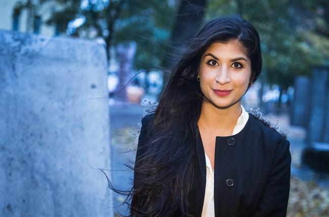 """Journalisten Soraya Hashim tar över som programledare för Spotify-podden """"Sekter"""". Arkivbild."""