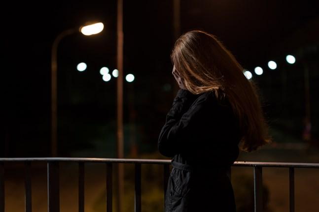 Psykisk ohälsa bland unga borde vara ett bekant fenomen, påtalar skribenterna. Bilden har inget med den beskrivna incidenten att göra.