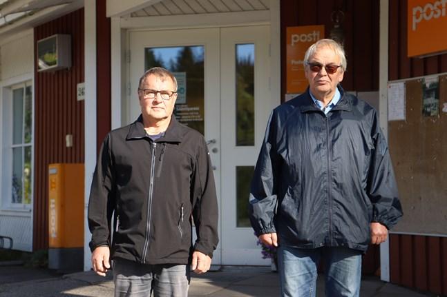 Maxmoborna Stefan Sandqvist och Håkan Nylund hoppas att stängningsbeslutet går att ompröva.