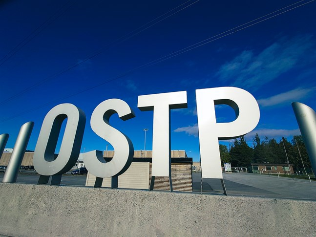 OSTP i Jakobstad.